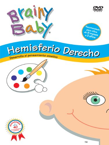 BRAINY BABY: HEMISFERIO DERECHO - RIGHT BRAIN (Spanish)