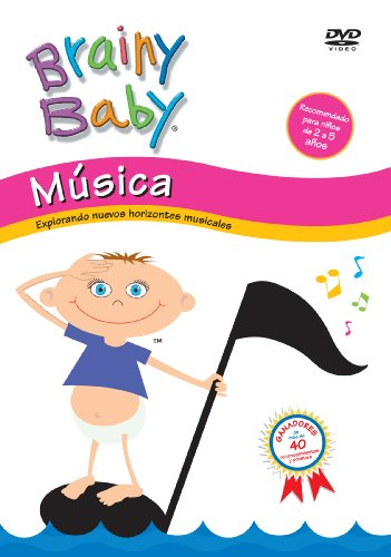 BRAINY BABY: MUSICA - MUSIC (Spanish)