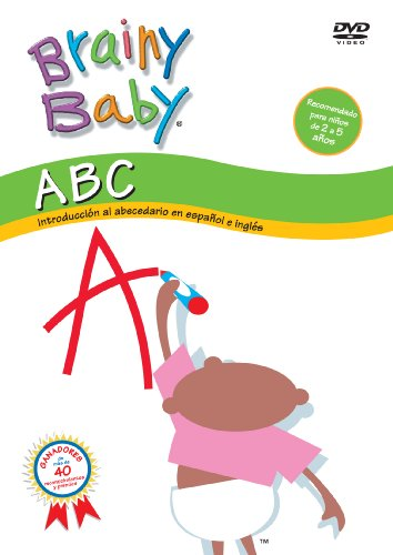 BRAINY BABY: ABC - ABC'S (Spanish)