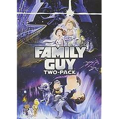 Family Guy: Something, Something, Something Darkside/Blue Harvest