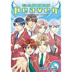 Gakuen Heaven: Complete (4pc) (Ws Dub Sub)