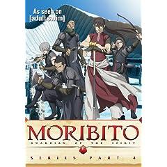Moribito: Guardian of the Spirit 7 & 8 (2pc)