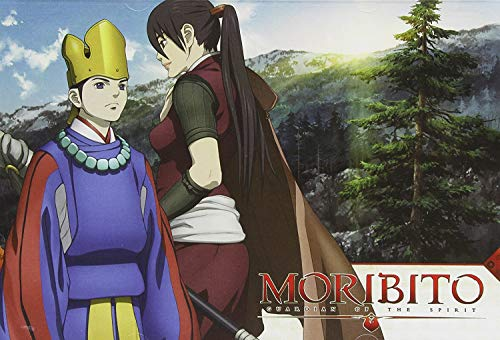Moribito: Guardian of the Spirit 8 (Ws Dub Sub)