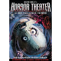 Kazuo Umezz's Horror Theatre: Complete (3pc)
