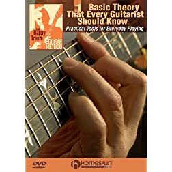 The Happy Traum Guitar Method #1-Basic Theory That Every Guitarist Should Know