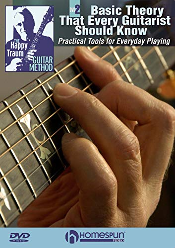 The Happy Traum Guitar Method #2-Basic Theory That Every Guitarist Should Know