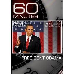 60 Minutes - President Obama (September 13, 2009)
