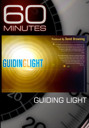 60 Minutes - Guiding Light (September 13, 2009)