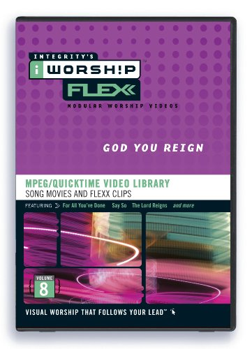 iWorship FLEXX God You Reign
