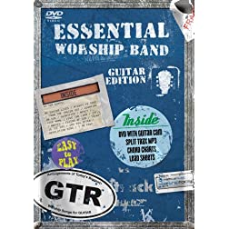 Essential Worship Band: Guitar DVD