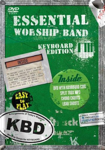 Essential Worship Band: Keyboard DVD