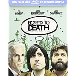 Bored to Death: The Complete First Season [Blu-ray]
