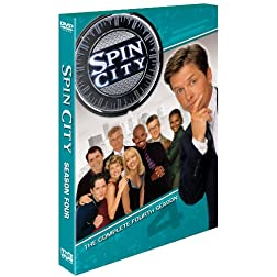 Spin City: Season Four