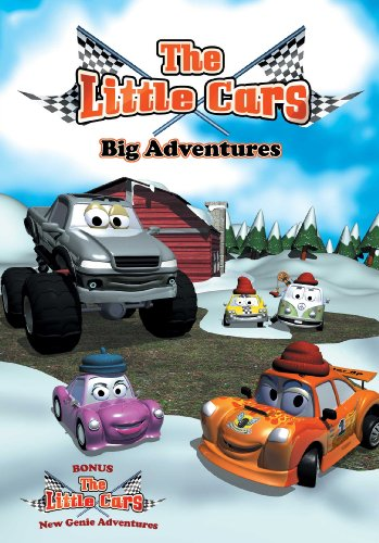 The Little Cars, Vol. 5: Big Adventures