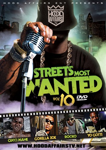 Hood Affairs-Streets Most Wanted #10