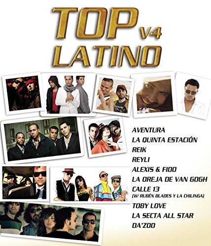 Top Latino, Vol. 4
