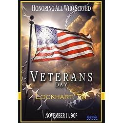 2007 Veteran's Lunch (Lockhart, TX)