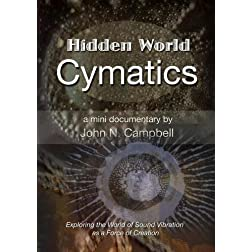 Hidden World: Cymatics