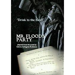 Mr. Flood's Party