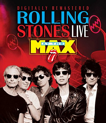 The Rolling Stones: Live at the Max [Blu-ray]