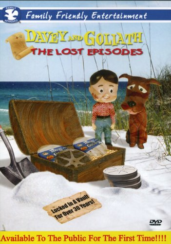 Davey and Goliath: The Lost Episodes