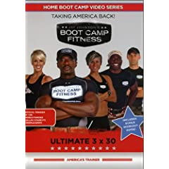 Jay Johnson's Boot Camp Fitness: Ultimate 3x30