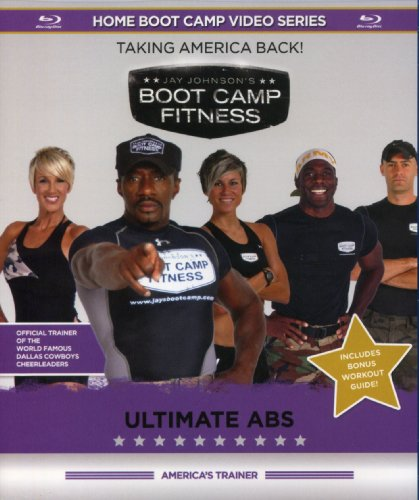 Jay Johnson's Boot Camp Fitness: Ultimate Abs [Blu-ray]