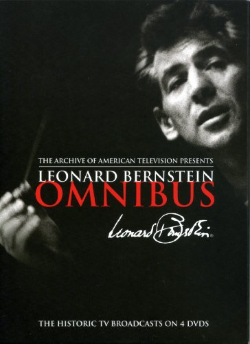 Leonard Bernstein: Omnibus - The Historic TV Broadcasts