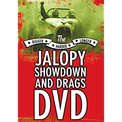 Jalopy Showdown & Drags DVD