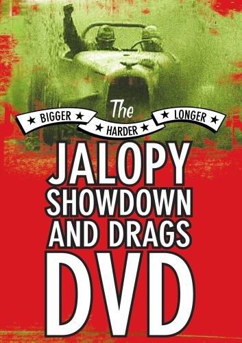 Jalopy Showdown & Drags DVD