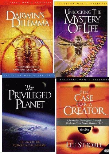 Darwin's Dilemma 4-DVD Set