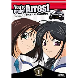 You're Under Arrest: Season 2 - Collection 1