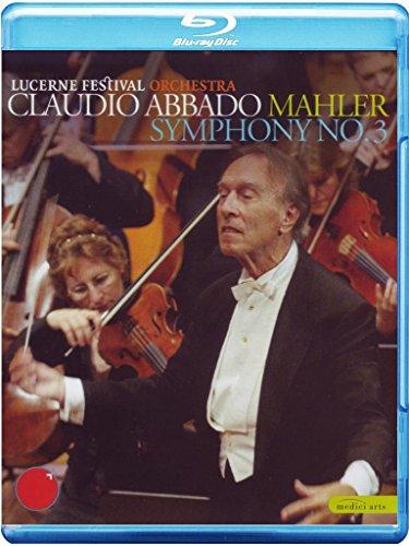 Claudio Abbado: Mahler - Symphony No. 3 [Blu-ray]