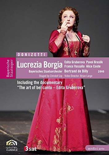 Donizetti: Lucrezia Borgia / The Art of Belcanto