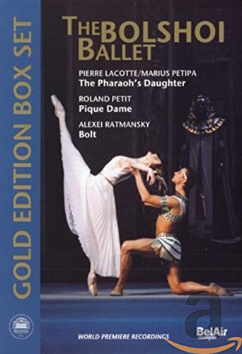 The Bolshoi Ballet: The Pharaoh's Daughter/The Bolt/Pique Dame