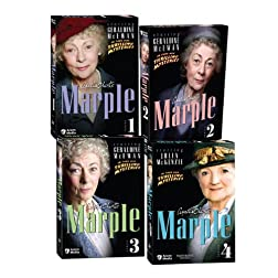 Agatha Christie's Marple Collection, Series 1-4