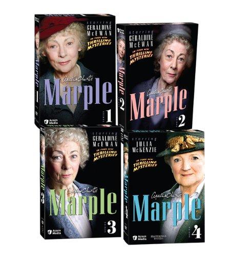 Agatha Christie's Marple Collection, Series 1-4