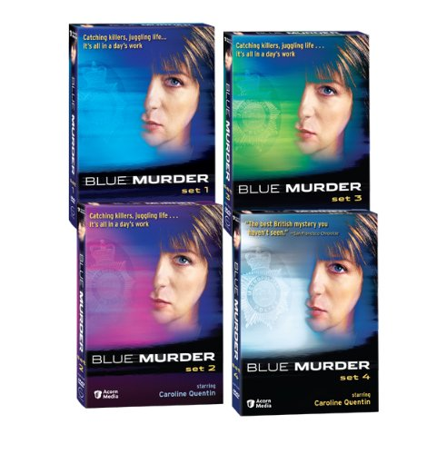 Blue Murder Collection, Sets 1-4