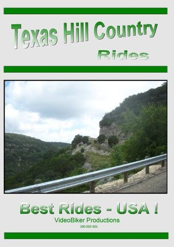 A Motorcycle Adventure - Texas Hill Country Rides