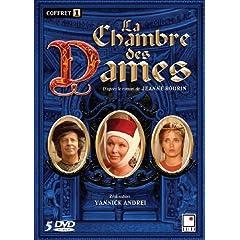 La chambre des dames vol. 1 Coffret 5 DVD (French only)
