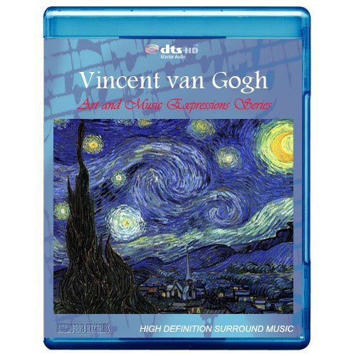 Vincent Van Gogh: Art and Music Expressions Series [5.1 DTS-HD Master Audio/Video Disc] [Blu-ray]