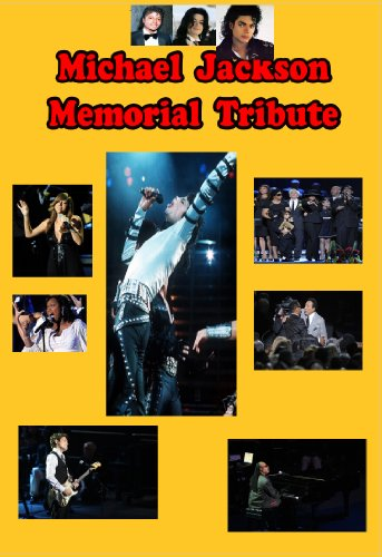 Michael Jackson Memorial Tribute