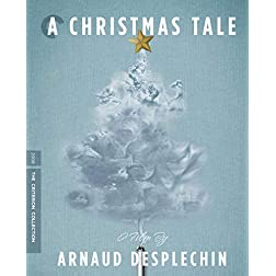 A Christmas Tale (The Criterion Collection) [Blu-ray]