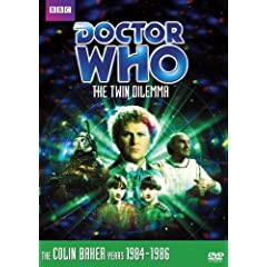 Doctor Who: The Twin Dilemma (Story 137)