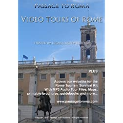 Passage to Roma - Video Tours of Rome (PAL Format)