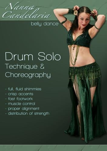 Drum Solo with Nanna Candelaria - belly dance