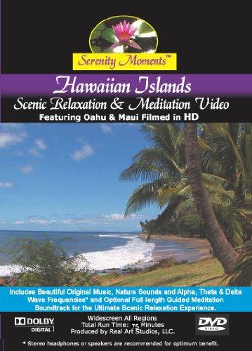 Serenity Moments: Hawaiian Islands Scenic Relaxation & Meditation Video
