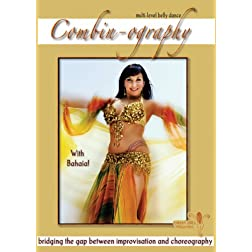 Combin-ography - Bridging the Gap Between Choreography and Improvisation - Belly Dance