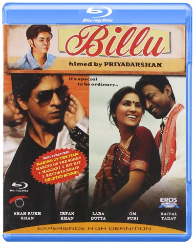 Billu Barber (Blu-Ray)