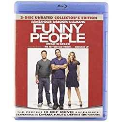 Funny People (2-Disc Unrated Collector's Edition) [Blu-ray]